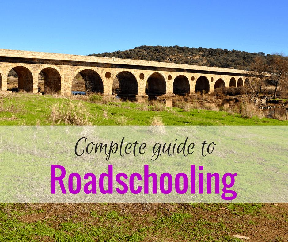 Roadschooling for digital nomad kids
